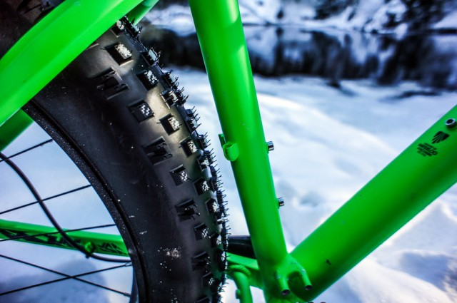 Trek Farley tire clearance