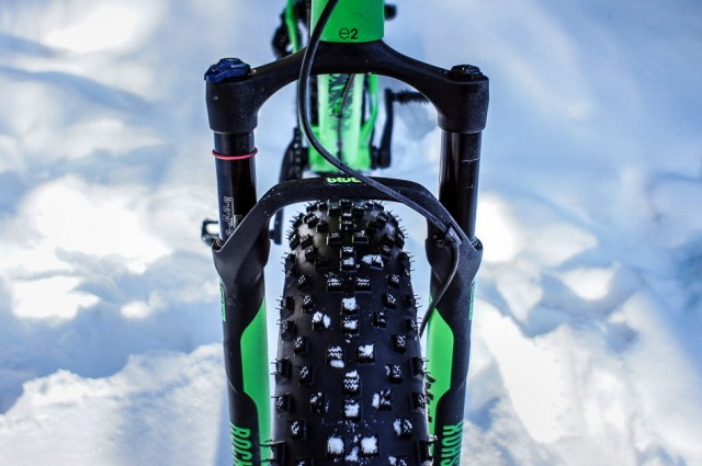 Rockshox Bluto on Trek Farley
