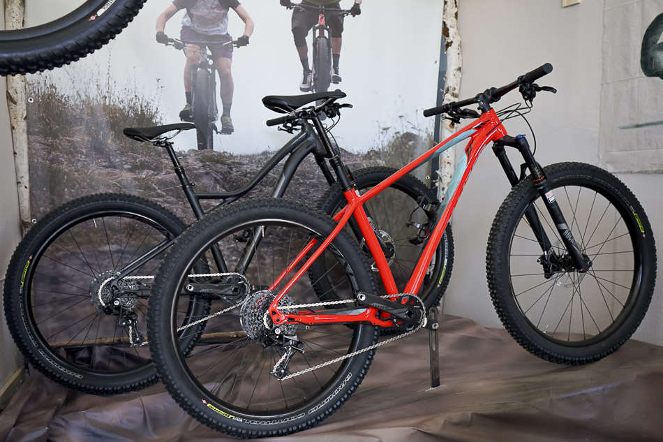 First Look Specialized Fuse And Ruze 27 5 Hardtails Bike Magazine