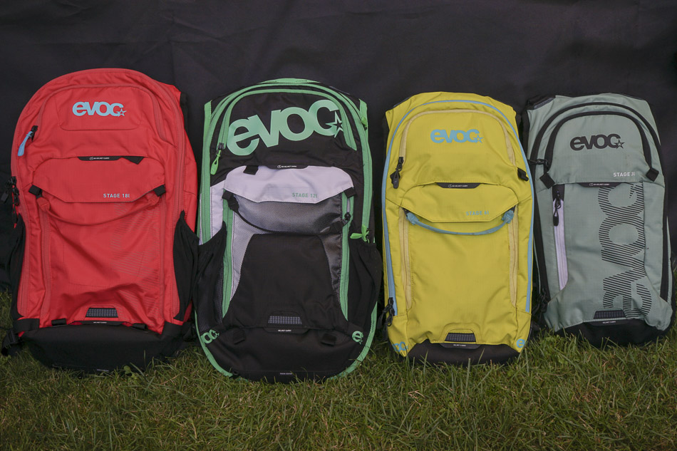 Evoc Stage bags