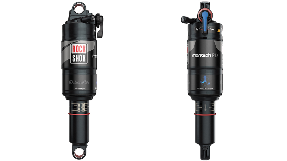 2016 Rockshox Monarch RT3