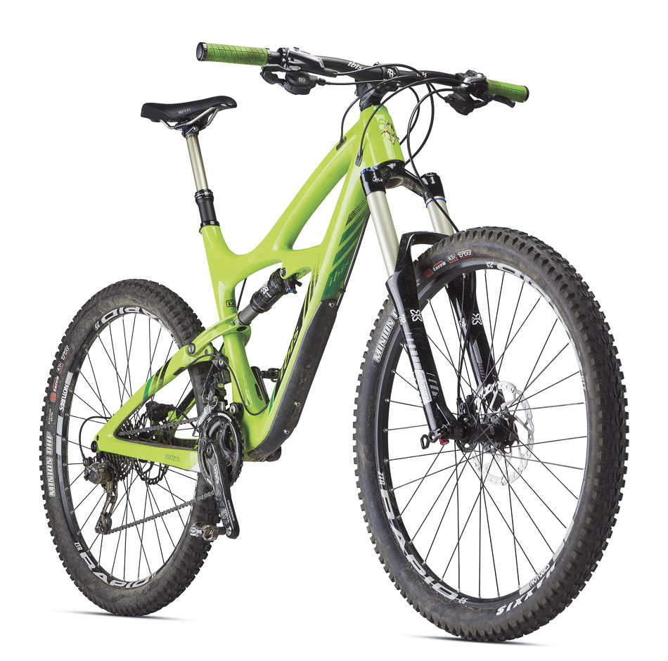 Ibis Mojo HD3 Special Blend