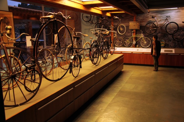 Marin Museum of Bicycling