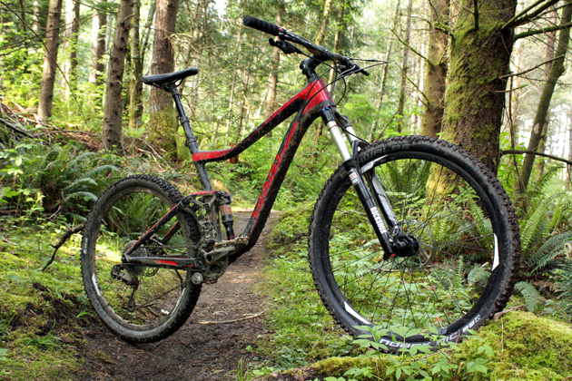 Preview: Giant Trance Advanced 27.5 2 | BIKE Magazine