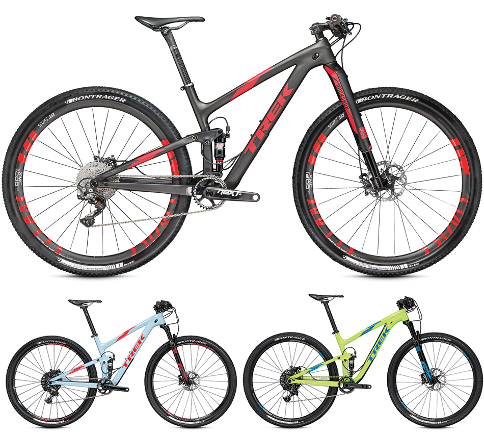 First Look 2016 Trek Xc Bikes Bike Magazine