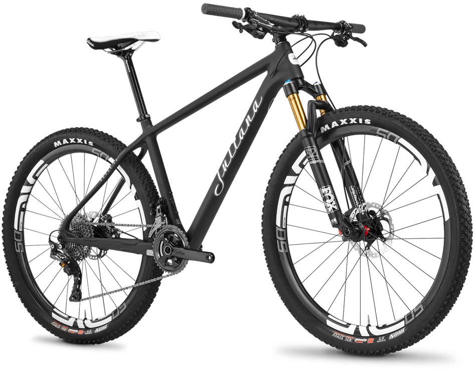 The new Nevis CC XTR with the optional ENVE upgrade.
