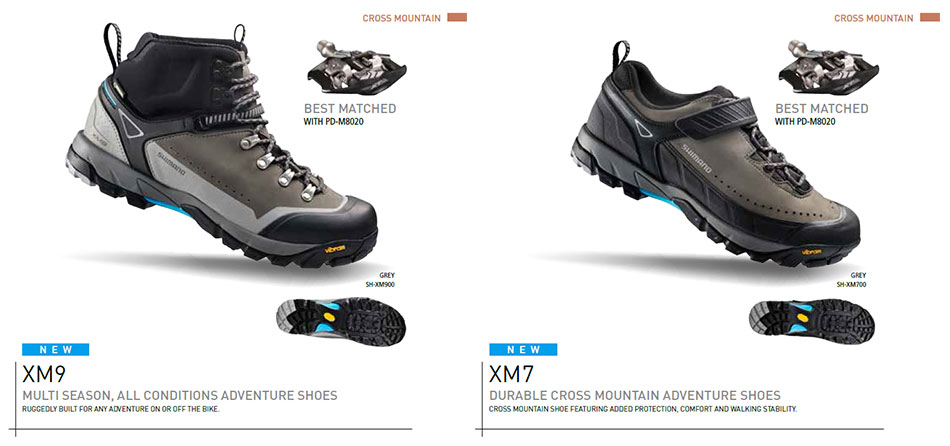 First Look  2016 Shimano MTB Shoes  8d79059e22