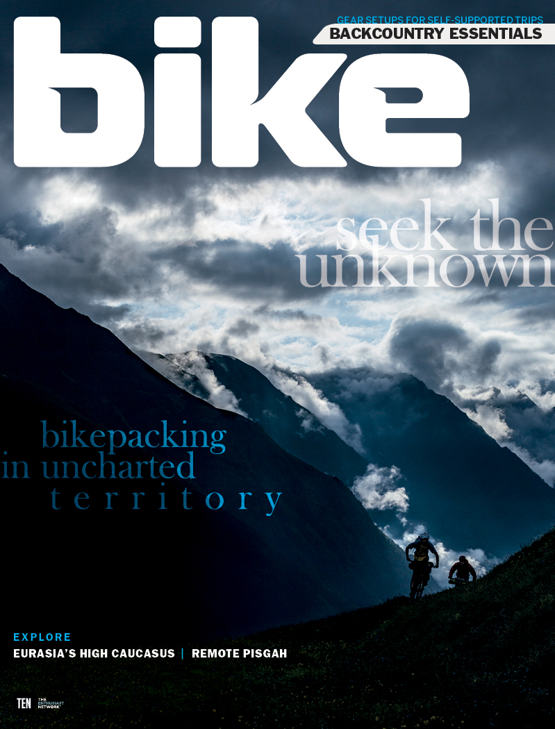 Bike Magazine September 2015