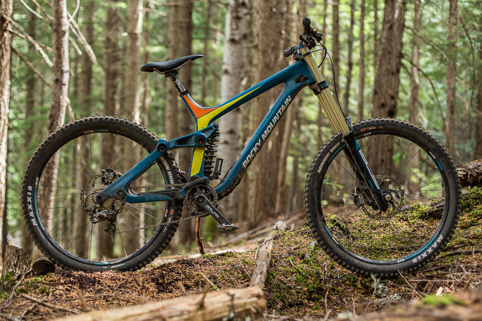 First Impressions Rocky Mountain Maiden Bike Magazine