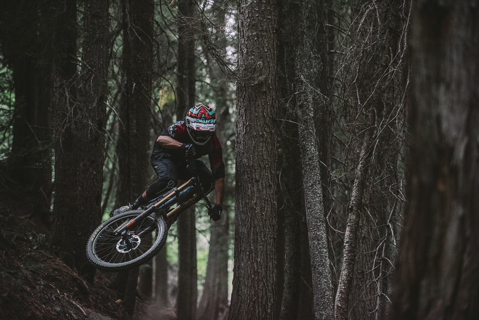 Wade Simmons rocking 26-inch wheels. Photo: Margus Riga