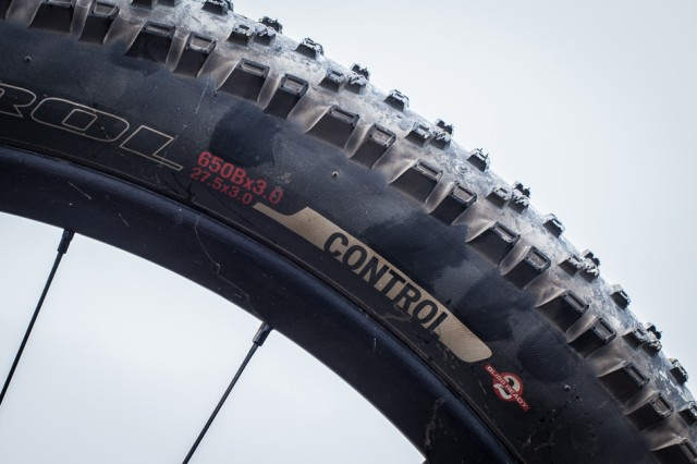 Wider tires can be run at lower pressures for improved traction.