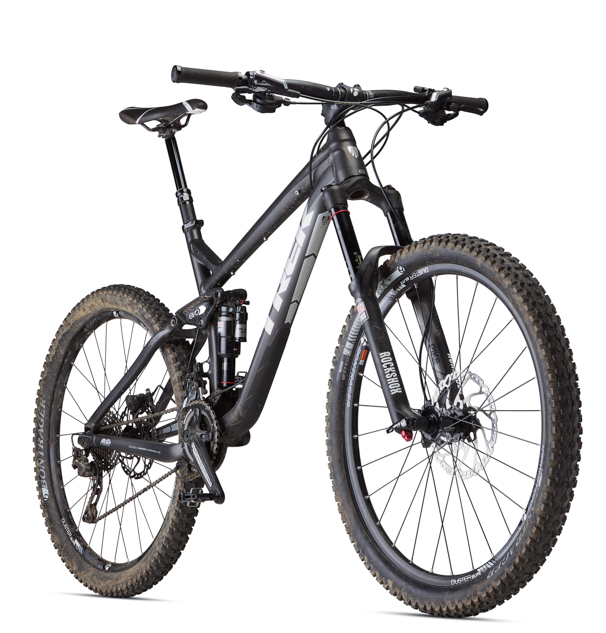 eac26928fbe1 Review  Trek Slash 8 27.5