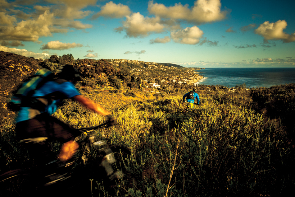 Laguna Beach MTB trails
