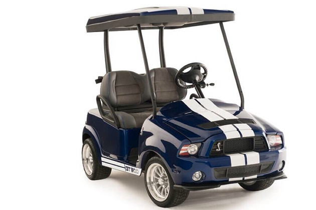 You can dress up a golf cart as a Shelby Cobra, but it's still a golf cart. Safe? You bet. But there's gotta be something more to life than that.