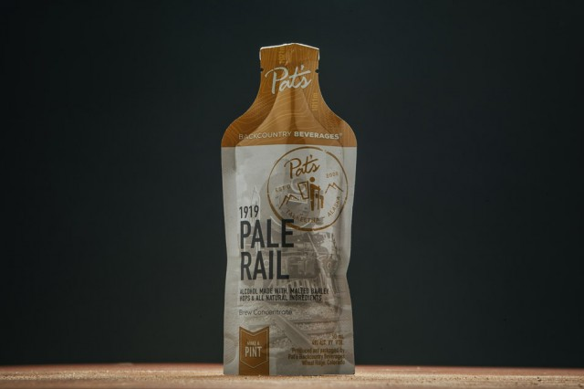 Pat's Backcountry Beverages Pale Rail