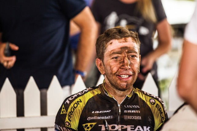 during stage 4 of the 2015 Absa Cape Epic Mountain Bike stage race from HTS Drostdy in Worcester, South Africa on the 19 March 2015 Photo by Gary Perkin/Cape Epic/SPORTZPICS