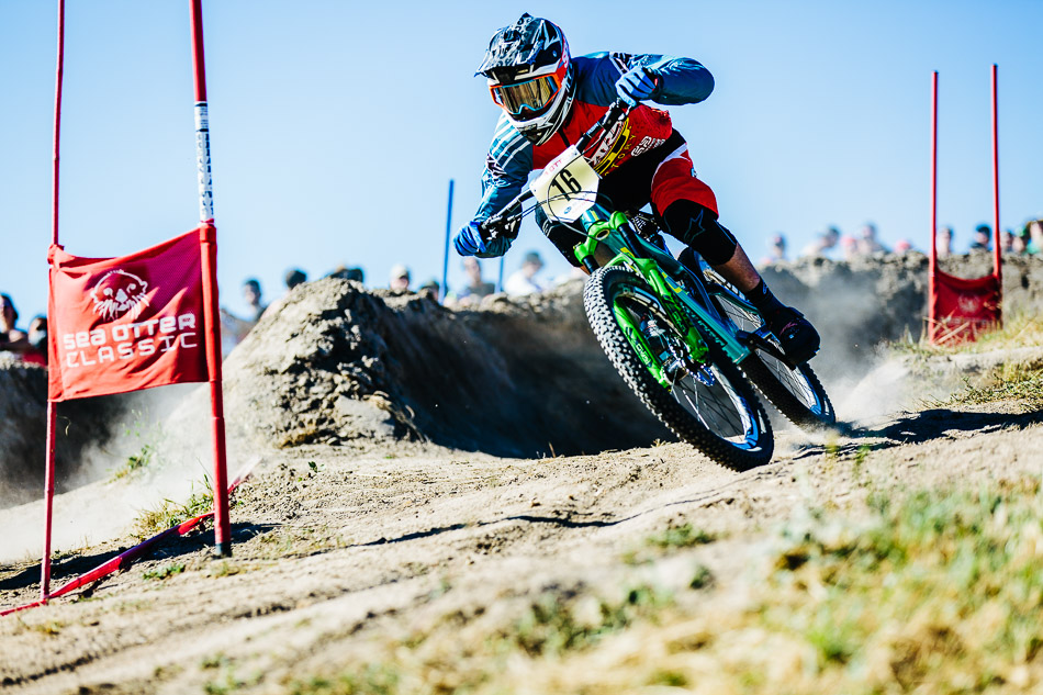 If there was a crowd favorite today, it would have certainly been 14-year-old Joey Foresta, who gave the frothing fans a glimpse of a promising future with his impressive second-place showing.