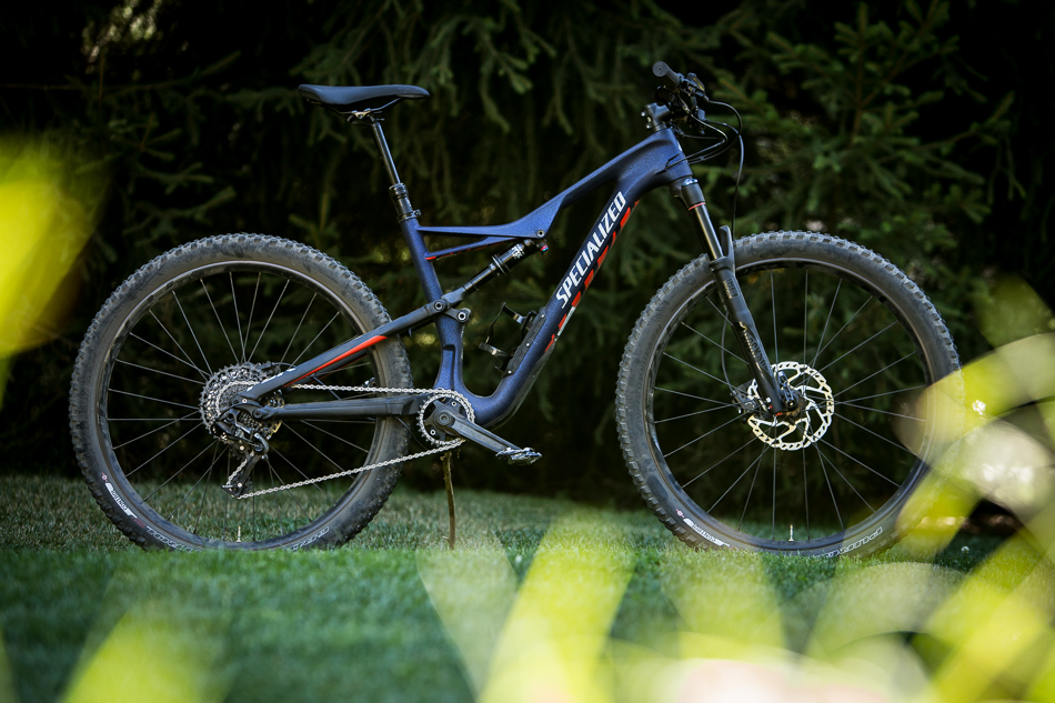 First ride specialized women s camber comp carbon bike magazine