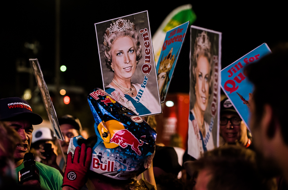 God Save the Queen. Photo: Bruno Long