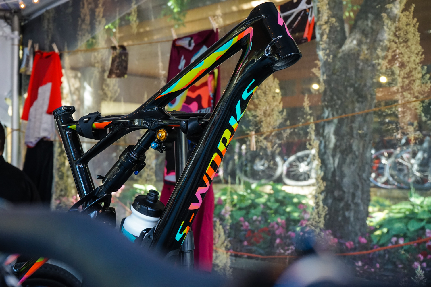 Crankworx S-Works Enduro