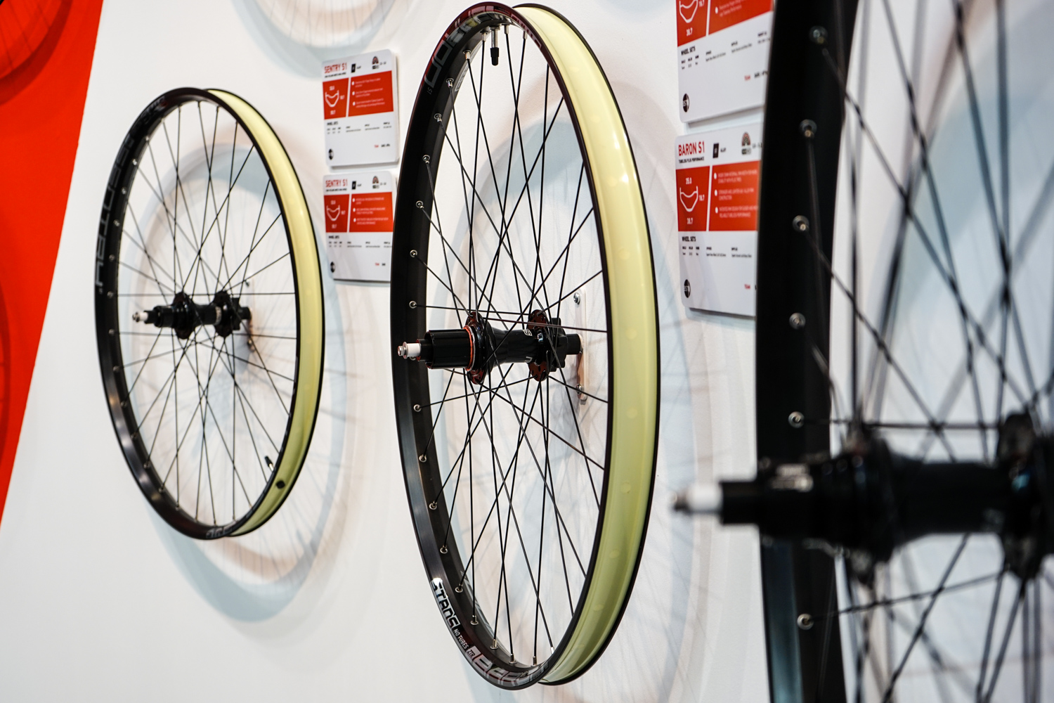 Stan's S1 Wheelsets