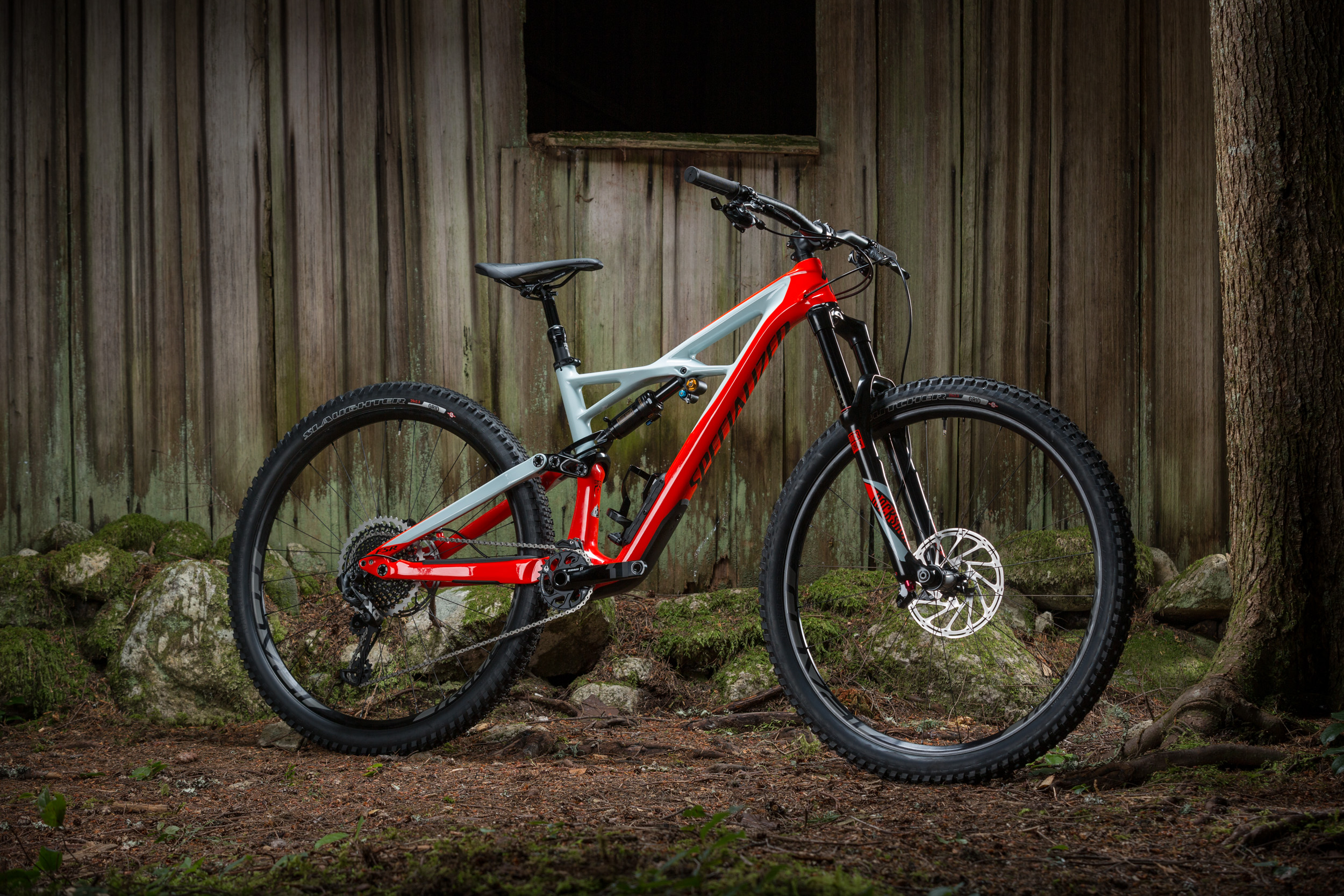 First Ride 2017 Specialized Enduro Bike Magazine