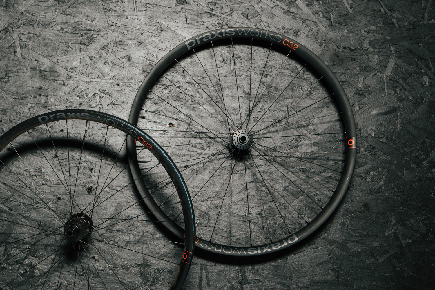 Praxis Works C32 Wheelset