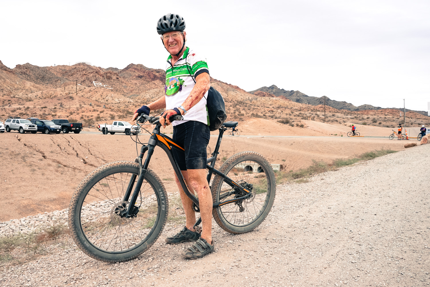 Don tried out Haro's plus-size hardtail.