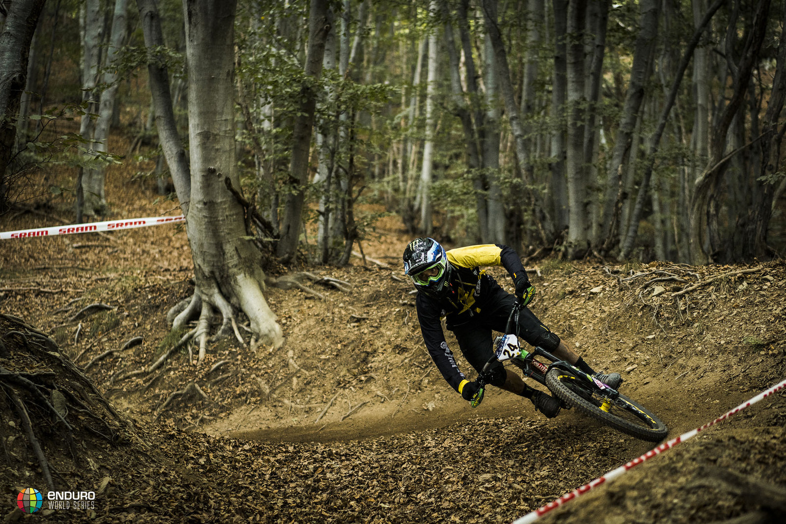 Sam Hill couldn't repeat his win from last weekend, but still took a very respectable 10th place.