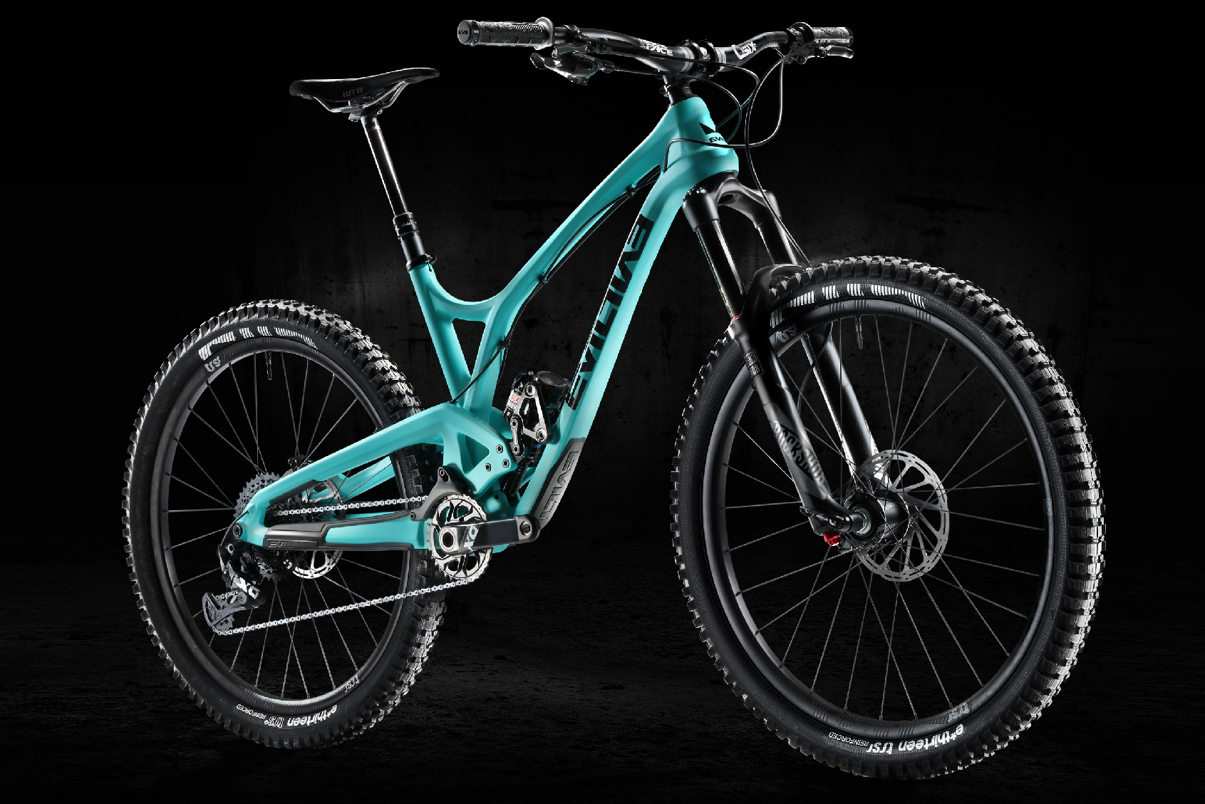 Review: Evil's New Trail Bike – The Calling