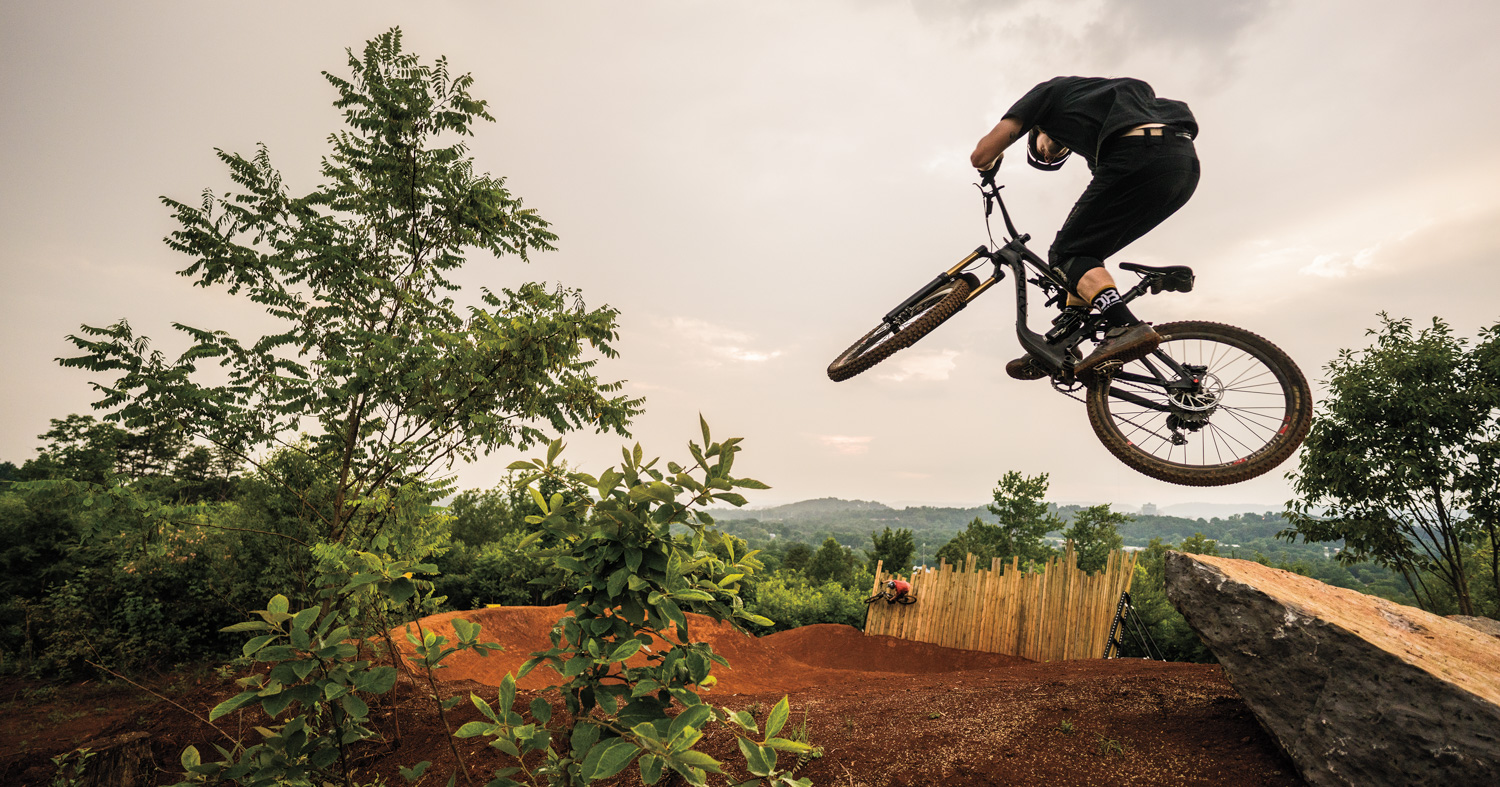 Routes Knoxville Mtb Guide Bike Magazine